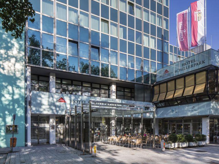 Hotel Herzoghof Baden Parken