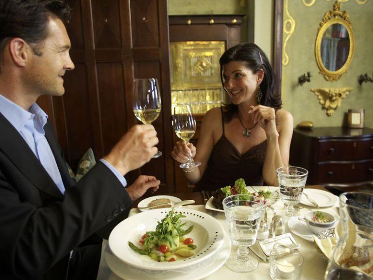 dinner & casino linz