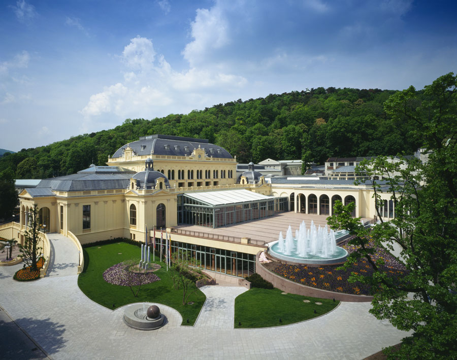 Casino Baden Baden Menu
