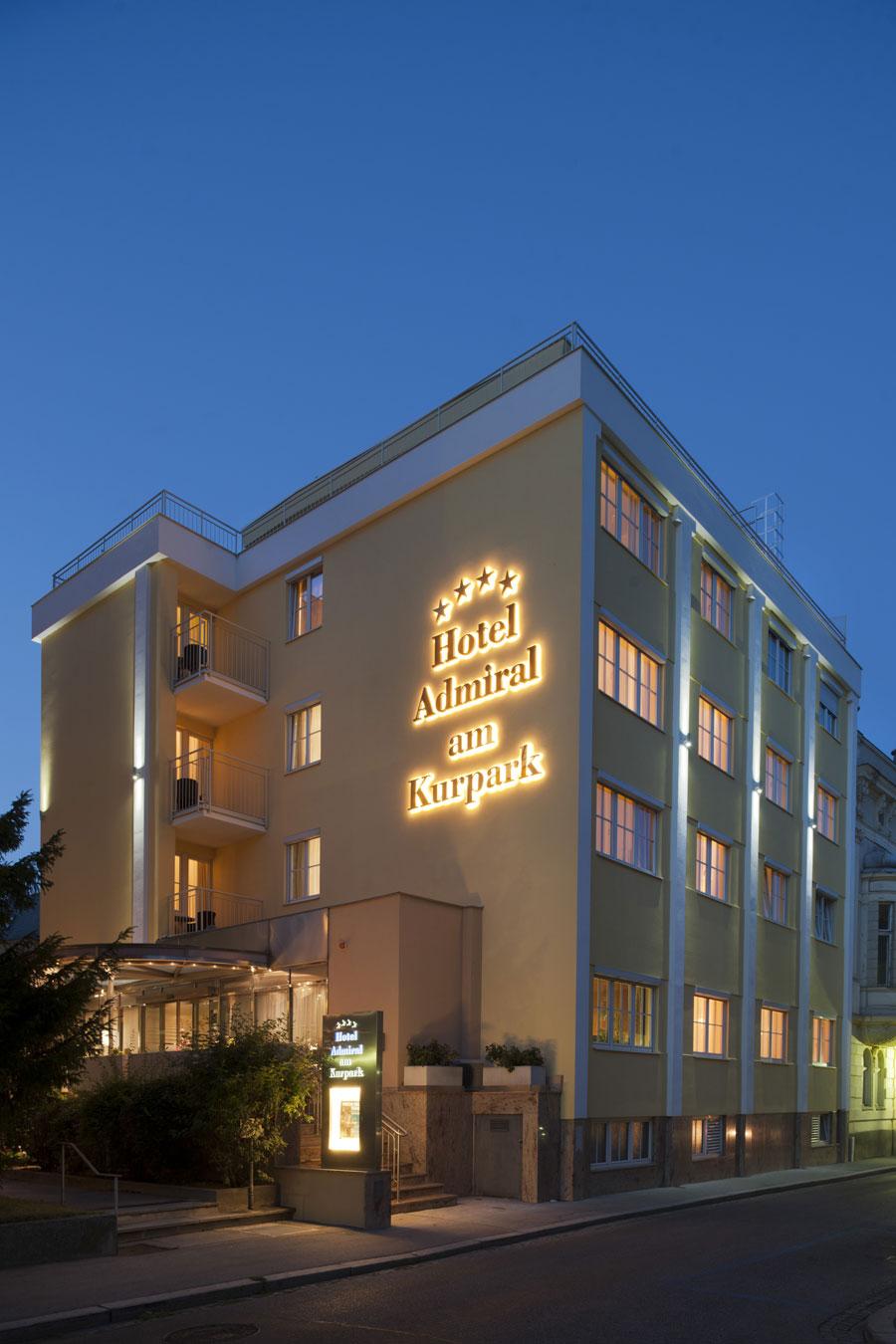 Hotel Admiral Casino Hotel Am Kurpark Baden 4 Hotel