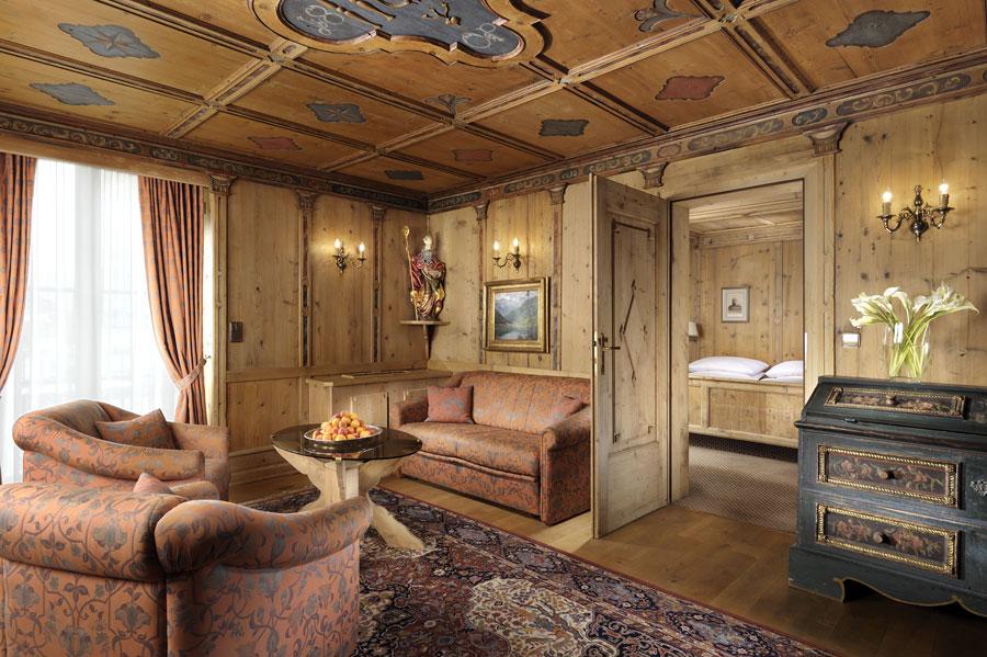 Modernes italienisches design im grand hotel innsbruck for Designhotel innsbruck