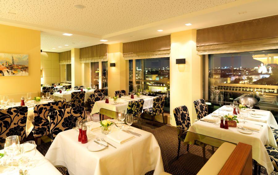 Hotel Weisses Kreuz Bregenz Restaurant