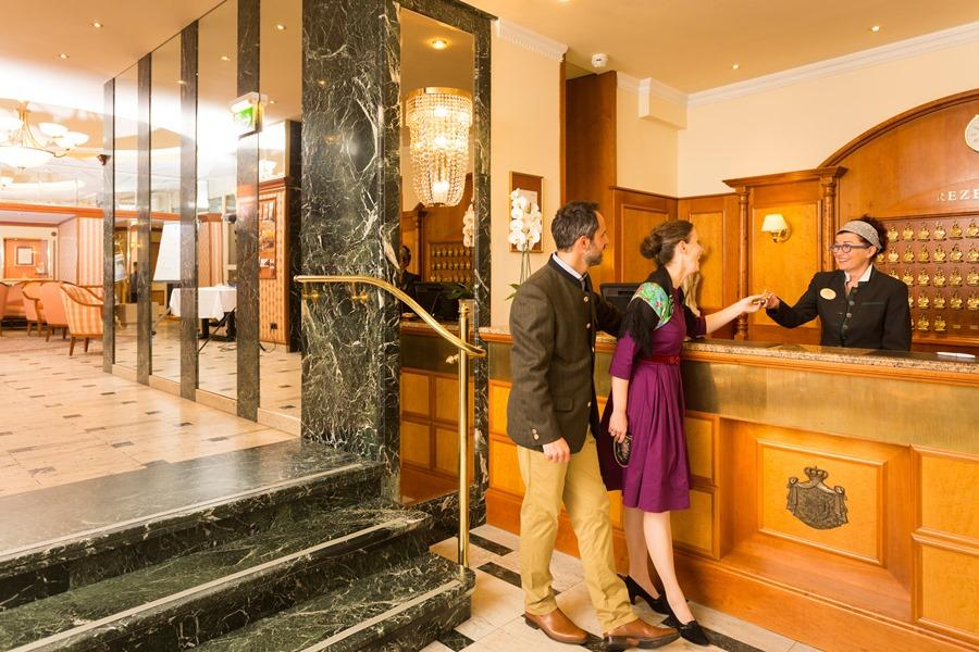 Schick Hotel City Central Wien Austria
