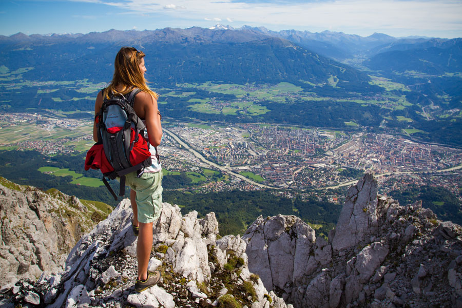 Visit Innsbruck! The capital of Tyrol
